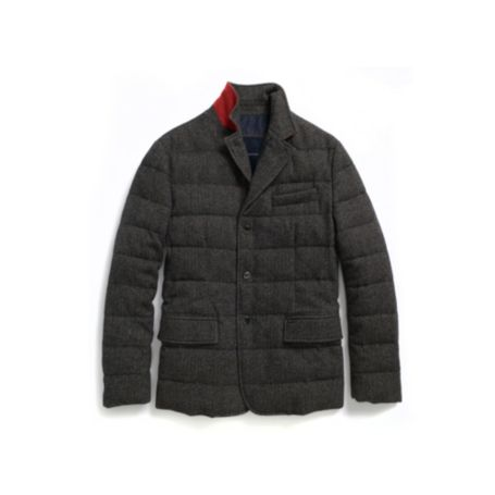 Image for BLAZER LIKE PUFFER COAT from Tommy Hilfiger USA