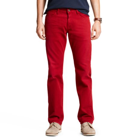 Image for COLORED JEAN from Tommy Hilfiger USA