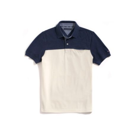 Image for CUSTOM FIT POCKET POLO from Tommy Hilfiger USA