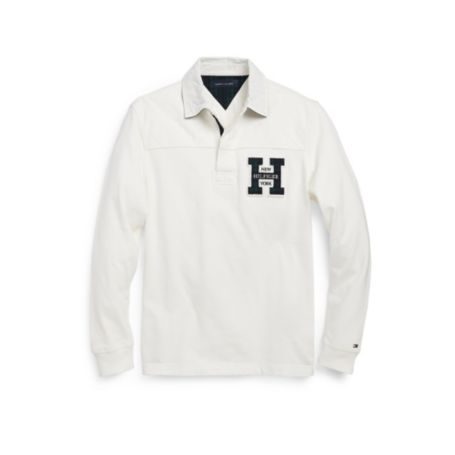 Image for LONG SLEEVE H RUGBY from Tommy Hilfiger USA