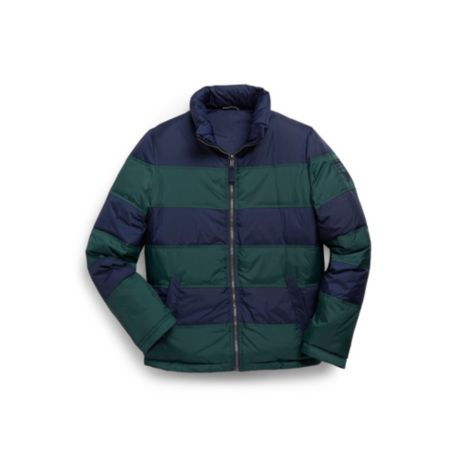 Image for REVERSIBLE DOWN PUFFER JACKET from Tommy Hilfiger USA