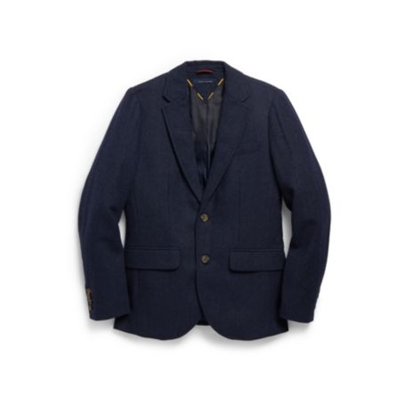 Image for HERRINGBONE BLAZER from Tommy Hilfiger USA