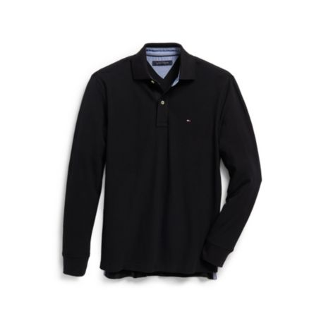 Image for REGULAR FIT PIQUE SOLID POLO from Tommy Hilfiger USA