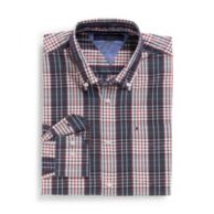 CUSTOM FIT 80'S PLAID SHIRT $42.99