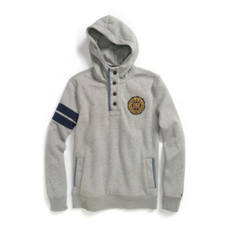 Image for HALF MOCK HOODIE from Tommy Hilfiger USA