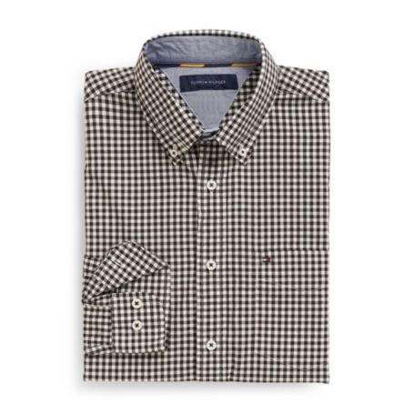 Image for CLASSIC FIT GINGHAM SHIRT from Tommy Hilfiger USA