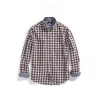 NEW YORK FIT OXFORD PLAID SHIRT $39.99