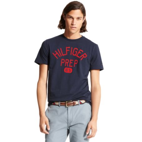 Image for HILFIGER PREP TEE SHIRT from Tommy Hilfiger USA