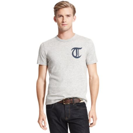 Image for T LOGO TEE SHIRT from Tommy Hilfiger USA