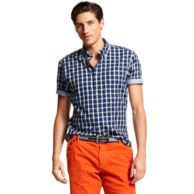 SHORT SLEEVE CHECK SHIRT $37.99