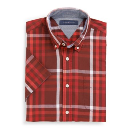 Image for CLASSIC FIT VERTICAL STRIPE SHIRT from Tommy Hilfiger USA