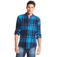 FLANNEL PLAID SHIRT $79.00