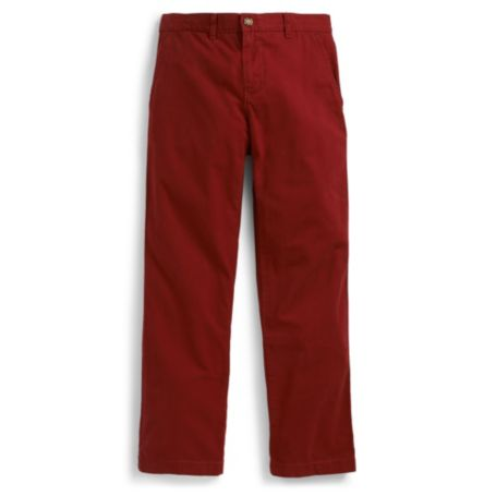Image for ACADEMY FLAT FRONT CHINO from Tommy Hilfiger USA