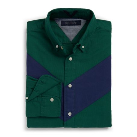 Image for CHEVRON SHIRT from Tommy Hilfiger USA
