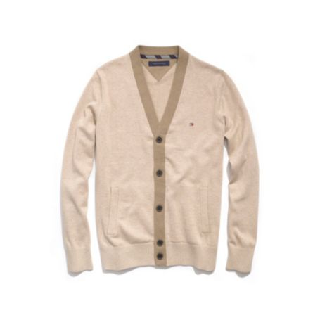 Image for SOLID CARDIGAN from Tommy Hilfiger USA