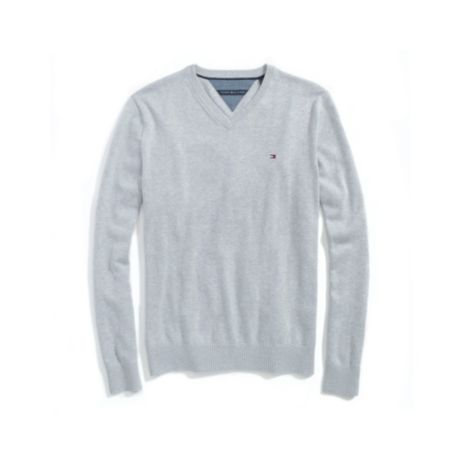 Image for V NECK SWEATER from Tommy Hilfiger USA