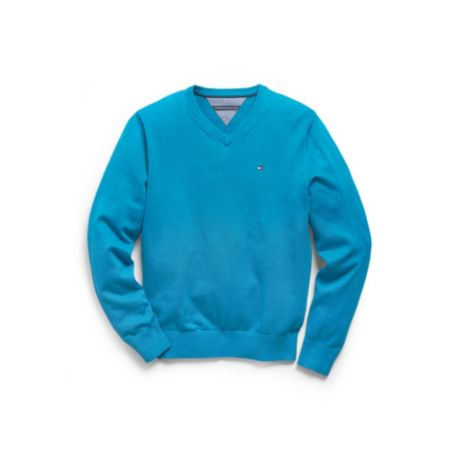 Image for CLASSIC V-NECK SWEATER from Tommy Hilfiger USA