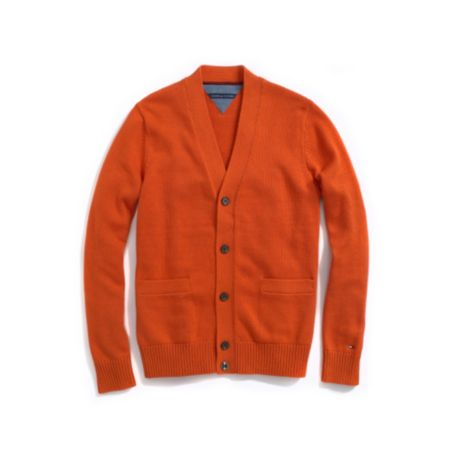 Image for COLLEGIATE CARDIGAN from Tommy Hilfiger USA