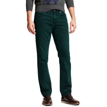Image for SLIM STRAIGHT FIT OVERDYE DENIM from Tommy Hilfiger USA