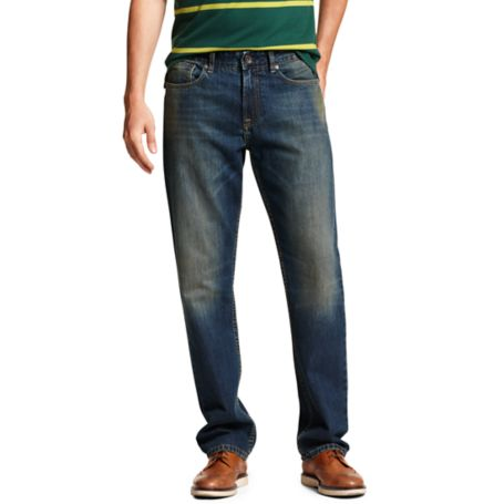 Image for SLIM STRAIGHT DENIM from Tommy Hilfiger USA