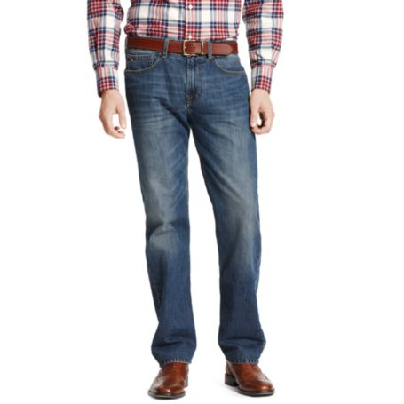 Image for STRAIGHT FIT DENIM from Tommy Hilfiger USA