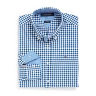 NEW YORK FIT CHECK SHIRT $54.99