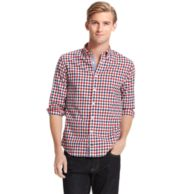 NEW YORK FIT CHECK SHIRT $24.97