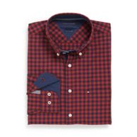 NEW YORK FIT GINGHAM SHIRT $59.99