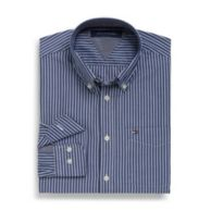 CUSTOM FIT CHAMBRAY SHIRT $59.99