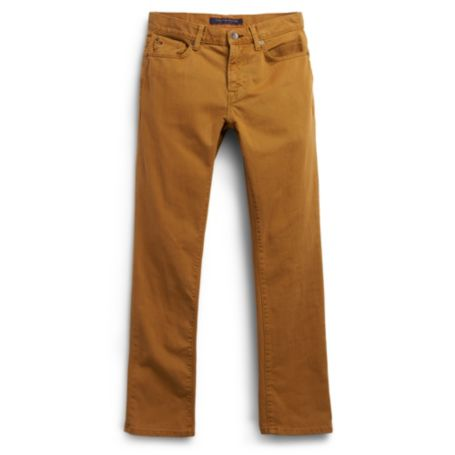 Image for GARMENT DYE SLIM STRAIGHT JEAN from Tommy Hilfiger USA