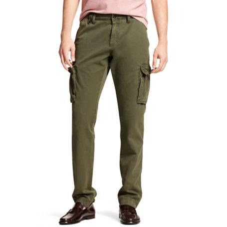 Image for MERCER GARMENT DYE CARGO PANT from Tommy Hilfiger USA