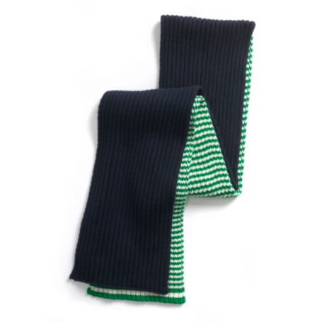 Image for COTTON CASHMERE STRIPE SCARF from Tommy Hilfiger USA