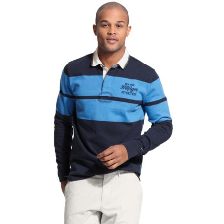 Image for VINTAGE FIT STRIPE RUGBY from Tommy Hilfiger USA