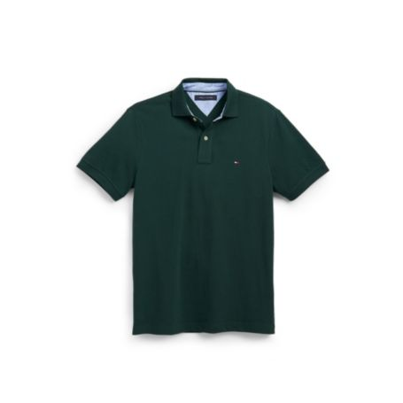 Image for CUSTOM FIT POLO from Tommy Hilfiger USA