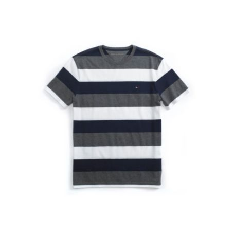 Image for MULTI STRIPE TEE from Tommy Hilfiger USA