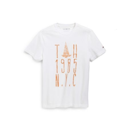 Image for TH BOAT TEE from Tommy Hilfiger USA