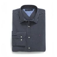 CUSTOM FIT STRETCH CHECK SHIRT $49.50