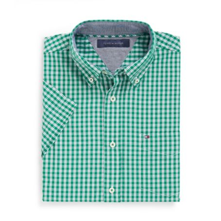 Image for CLASSIC FIT PLAID SHIRT from Tommy Hilfiger USA