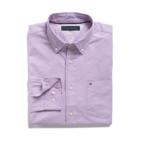 Image for CLASSIC FIT OXFORD SHIRT from Tommy Hilfiger USA