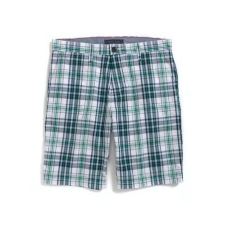Image for CUSTOM FIT PLAID SHORT from Tommy Hilfiger USA