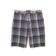 CLASSIC FIT PLAID SHORT $44.50