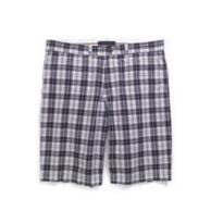 CLASSIC FIT PLAID SHORT $34.99