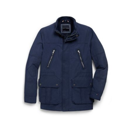 Image for COATED NYLON JACKET from Tommy Hilfiger USA