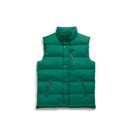 Image for NYLON PUFFER VEST from Tommy Hilfiger USA