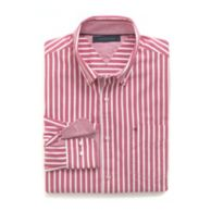 CUSTOM FIT STRIPE SHIRT $39.99