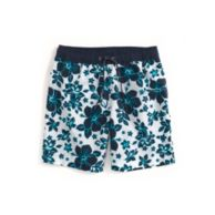 10' HIBISCUS SWIM TRUNK $39.50