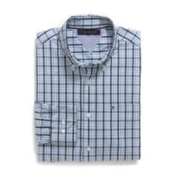 CUSTOM FIT 80'S PLAID SHIRT $54.50