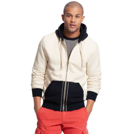 Image for FULL ZIP HOODIE from Tommy Hilfiger USA