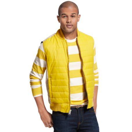Image for QUILTED VEST from Tommy Hilfiger USA