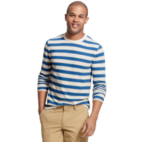 Image for LONG SLEEVE TEE from Tommy Hilfiger USA